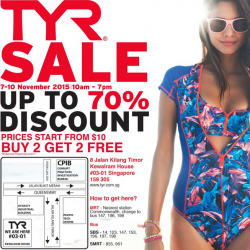 Tyr: Up to 70% OFF Discount