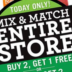 Bath & Body Works Singapore: Black Friday Buy 2 Get 1 Free, or Buy 3 Get 2 Free