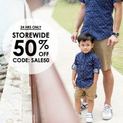 Camouflage Kids: Celebrate the Largest Online Event @50% OFF Via Coupon Code.
