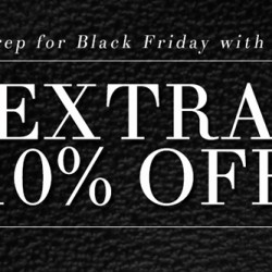 6PM: Extra 10% OFF!