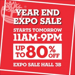 Timberland: End Expo Sale @Save 80% OFF on Premium Footwear & Apparel.