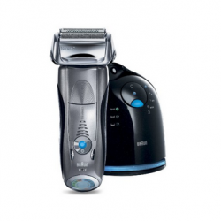 Amazon: Braun Series 7- 790cc Pulsonic Shaver System, Silver