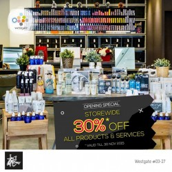 Westgate: 30% OFF All Products & Services