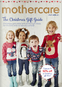 Mothercare: Early Xmas Sale @50% OFF.
