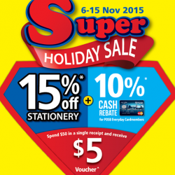 Popular Book Company: Super Holiday Sale @70% OFF Star Deals or 15% OFF Stationery.