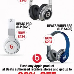 Hwee Seng Electronics: 30% OFF Beats Top Models