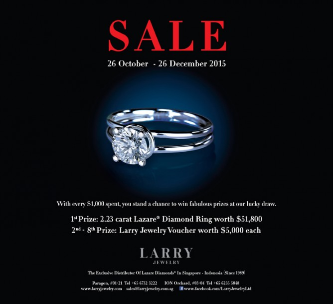 Annual Sale_Email
