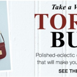 Shopbop: Up to 25% OFF Tory Burch Products