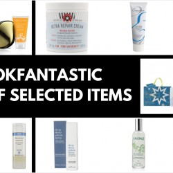 LookFantastic: 30% OFF Selected Items