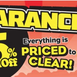 Harvey Norman: Millenia Walk Relocation Clearance up to 85% off