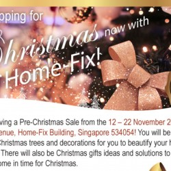 Home-Fix: Pre-Christmas Sale