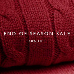 Coggles: 40% OFF Ends of Season Sale