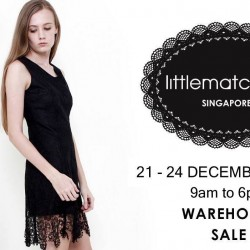 Little Match Girl: Warehouse Sale with Preview of CNY Collection