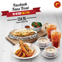 The Manhattan FISH MARKET: Christmas Lobster Fiesta Special Promotion
