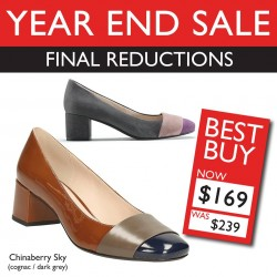 Clarks: Up to 50% OFF Year End Sale
