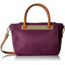 Amazon: Tommy Hilfiger Harper Nylon Mini Satchel Shoulder Bag Via Coupon Code.