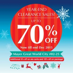 Mayer Marketing: Up to 70% OFF Clearance Sale