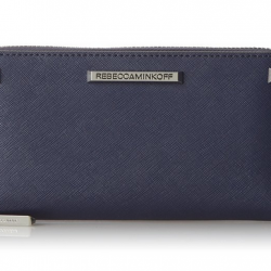 Amazon: Rebecca Minkoff Ava Zip Wallet Via Coupon Code.