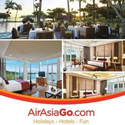 AirAsiaGo: 40% OFF when you Stay @The Danna Langkawi