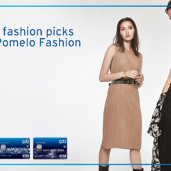 Citibank: Pomelo Fashion @10% OFF Fashion Pick