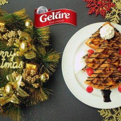 Geláre: Special Christmas Waffle_10 Lucky Winners