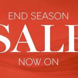 Marks & Spencer: End Season Sale Up to 50% OFF