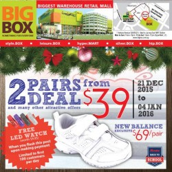 Bata Shoe: 2 Pairs Deals from $39