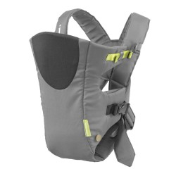 Amazon: Infantino Breathe Vented Carrier, Grey