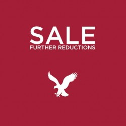 American Eagle Outfitter: Sale Further Reductions Additional 15% OFF