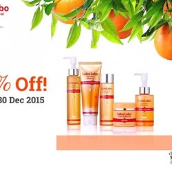 Dr.Ci:Labo: 10% OFF Christmas Special Deal of Labo Labo