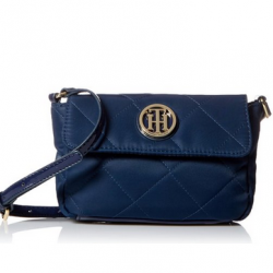 Amazon: Tommy Hilfiger Quilted Mini Flap Xbody Cross Body Bag Via Coupon Code.