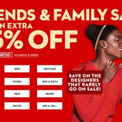 Macy's: Take an Extra 25% OFF Via Coupon Code