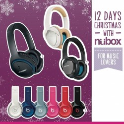 nübox: 12 Days of Christmas Gift Ideas