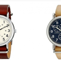 Amazon: 40% OFF coupon code for Timex Weekender Watches