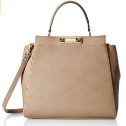 Amazon: Calvin Klein Saffiano Shopper 2 Top Handle Bag Via Coupon Code