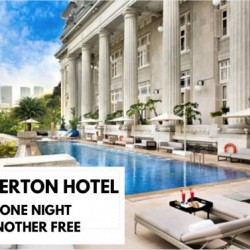 The Fullerton Hotel: Book One Night Get Another Free