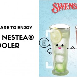 Swensen's: 1-for-1 Nestea® Cooler