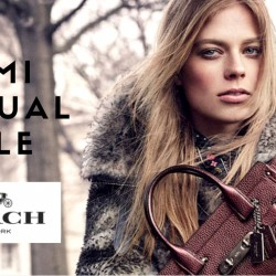 Coach: Semi-Annual Sale up to 50% OFF