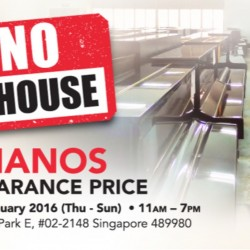 Cristofori: Piano Warehouse Final Clearance Sale