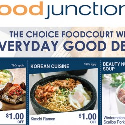 Food Junction: Everyday Good Deals Coupons