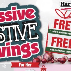 Harvey Norman: Massive Festive Savings on Philips