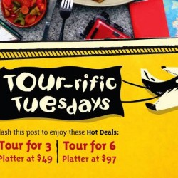 Nandos: Save 20% on Tour-rific Platters Today!