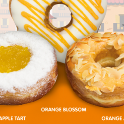 Dunkin' Donuts: New Limited Edition CNY Flavours + Free Red Packets