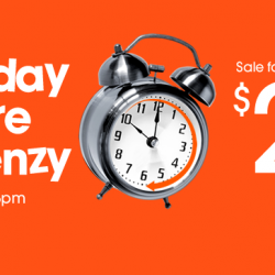 Jetstar: Friday Frenzy Sale from $2