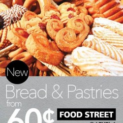 Big Box: New Bread and Pastries from $0.60