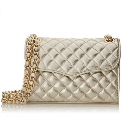 Amazon: Rebecca Minkoff Quilted Mini Affair Cross-Body Handbag