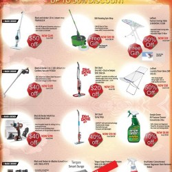 Selffix DIY: Up to 50% OFF Discount CNY Crazy Sale