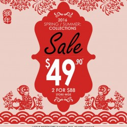 Little Match Girl: Sale $49.90 and 2 For $88 Store-Wide