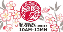 IKEA: Extended Shopping Hours