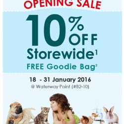 Pet Lovers Centre: 10% OFF Storewide